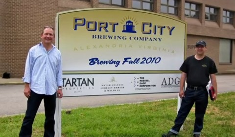 Port City Brewing Featured at Democratic Convention