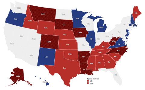 U.S. Senate Prediction Winner(s)