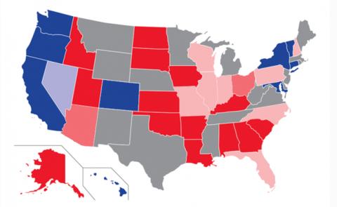 2016 Election Prediction Contest